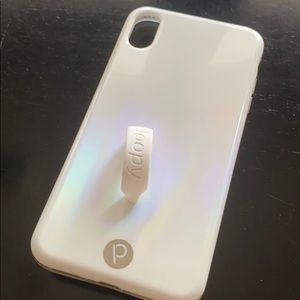 Limited Edition Pearlescent Loopy Case XS Max